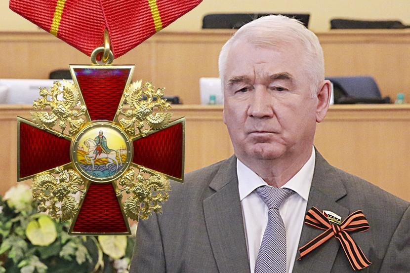 поздравление с награждением орденом александра невского
